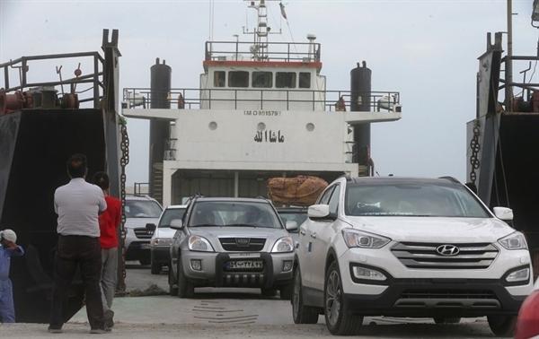 رفع محدودیت های خروج برخی خودروها از جزیره کیش خبر کیش